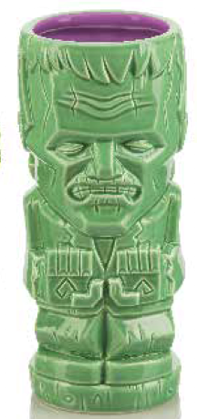 Tiki Mug Monsters Frankenstein