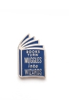 Enamel Pin Set Books Are Magic