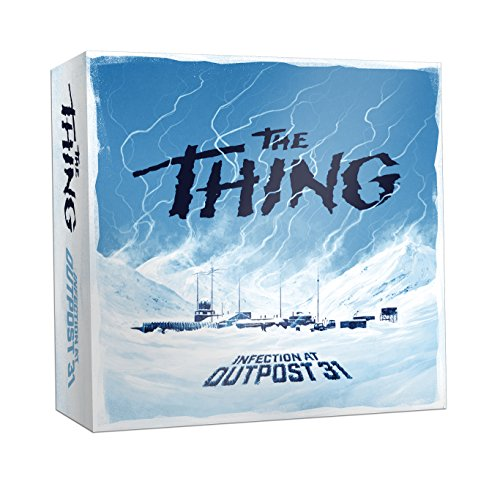 Usaopoly The Thing Infection At Outpost 31