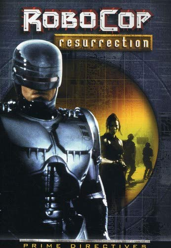 Robocop 3 Resurrection Robocop 3 Resurrection R