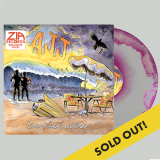 Ajj Good Luck Everybody(purple & Grey Swirl) Zia Exclusive Limited To 300