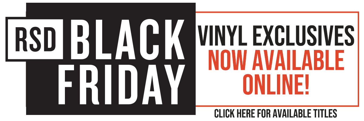 RSD Black Friday 2019 Exclusives