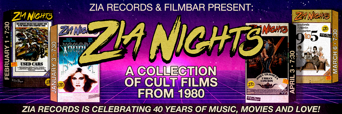 Zia Records Nights Film Series
