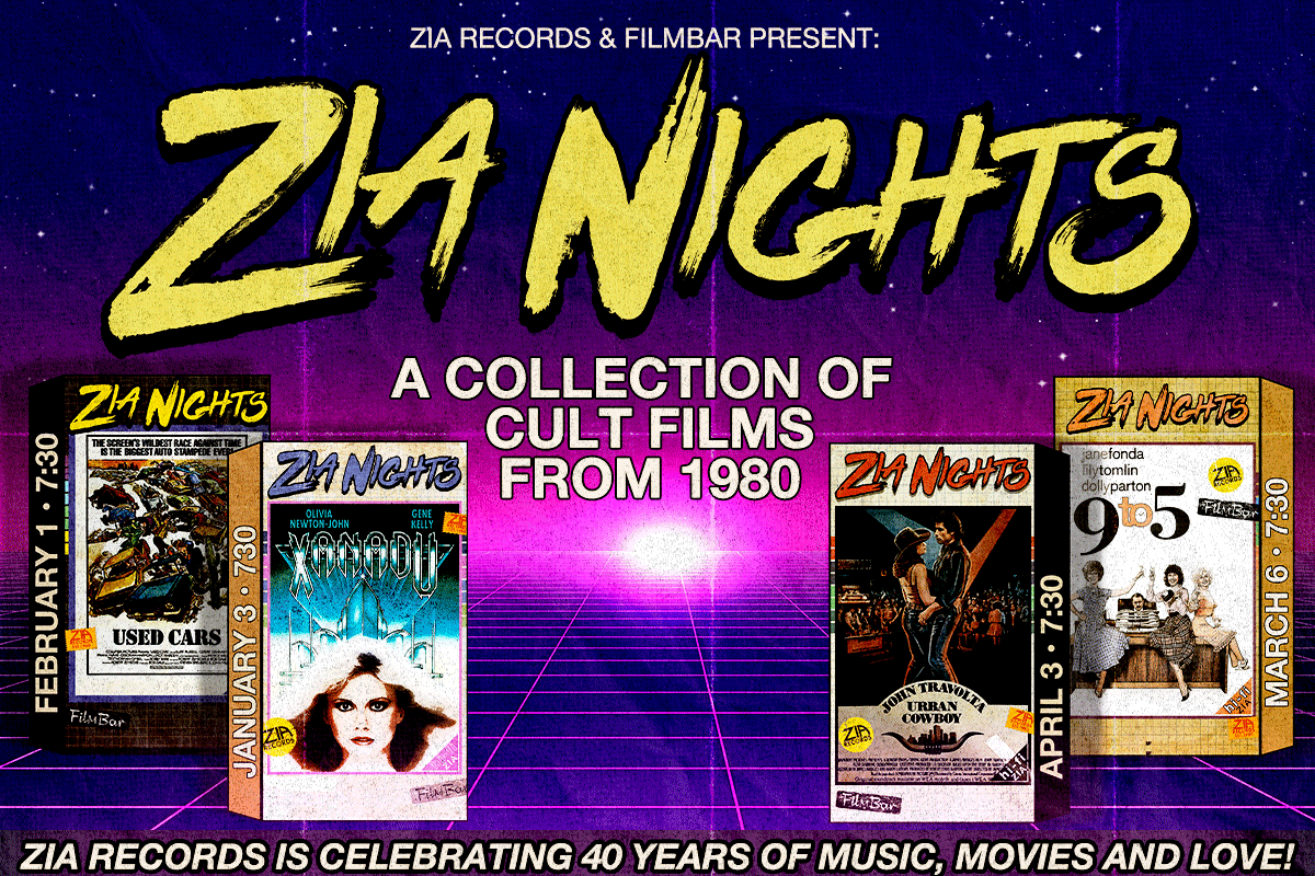 Zia Nights - Xanadu - January 2020