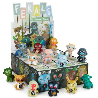 Dunny Ferals Series 1 Blind Boxed