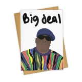 Greeting Card Big Deal