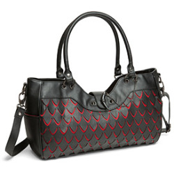 Hand Bag Dragon Scale