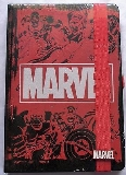 Notebook Marvel Red Blk