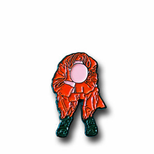 Enamel Pin Minor Threat