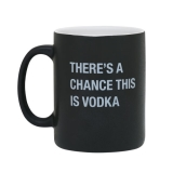 Mug There's A Chance This Is Vodka