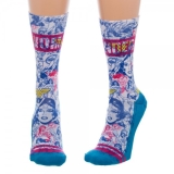 Socks Wonder Woman