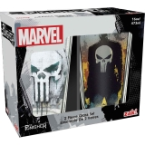 Pint Glass Set Marvel Punisher