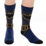 Socks Batman Suit Up