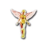 Enamel Pin In Utero