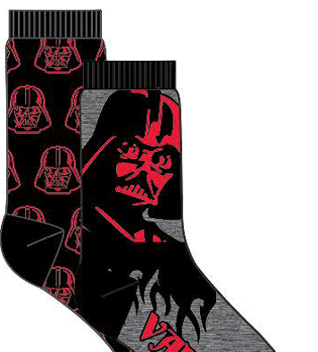 Socks Star Wars Darth Vader 2 Pack