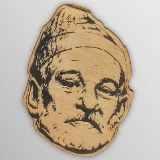 Wood Ornament Bill Murray
