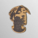 Wood Ornament 2pac