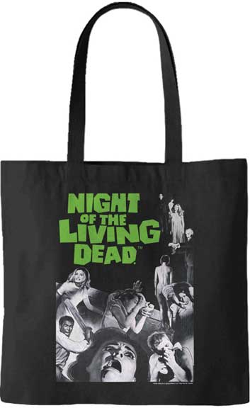 Tote Bag Night Of The Living Dead