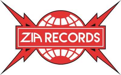Enamel Pin Zia Records Bolt