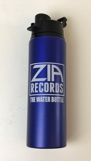 The Water Bottle Blue