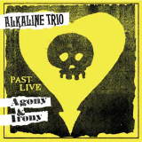 Alkaline Trio Agony & Irony Past Live Neon Yellow Vinyl