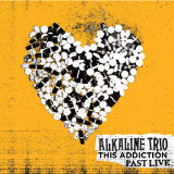 Alkaline Trio This Addiction Past Live Neon Orange Vinyl