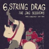 6 String Drag Jag Sessions (rare & Unrelease Red Vinyl Rsd 2019 Ltd. To 500