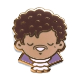 Enamel Pin Purple One