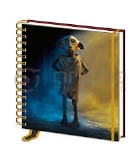 Notebook Harry Potter Dobby