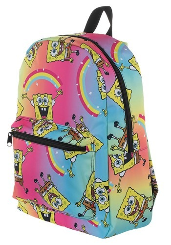 Backpack Spongebob Square Pants