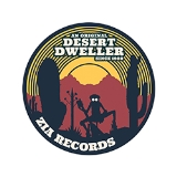 Sticker Desert Dweller