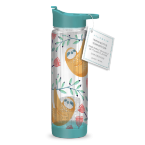 Water Bottle Infuser Sloth