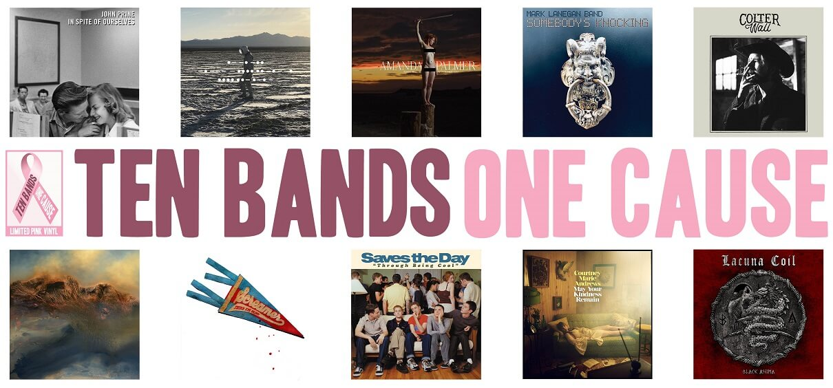 10 Bands One Cause 2019