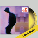 Turnover Altogether(black & Yellow Galaxy Swirl) Zia Exclusive Autographed Indie Exclusive