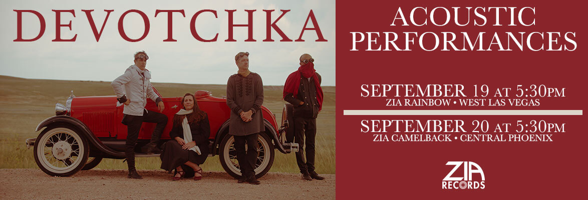 Devotchka Acoustic Performances