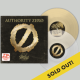 Authority Zero Live At The Rebel Lounge(colored Vinyl) Zia Exclusive