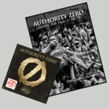 Authority Zero Live At The Rebel Lounge(cd Book Bundle) Zia Exclusive