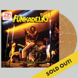 Funkadelic Live Meadowbrook '71(maggot Brain Colored Vinyl) Zia Exclusive Limited To 100 180gm 2lp