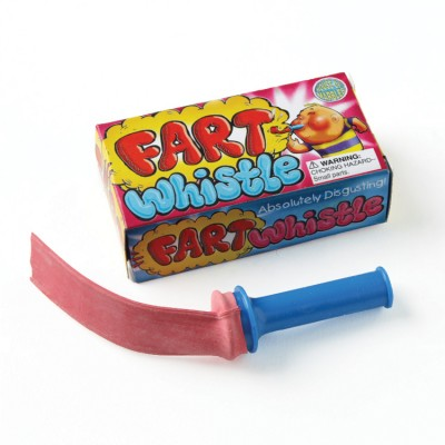 Toy Fart Whistle